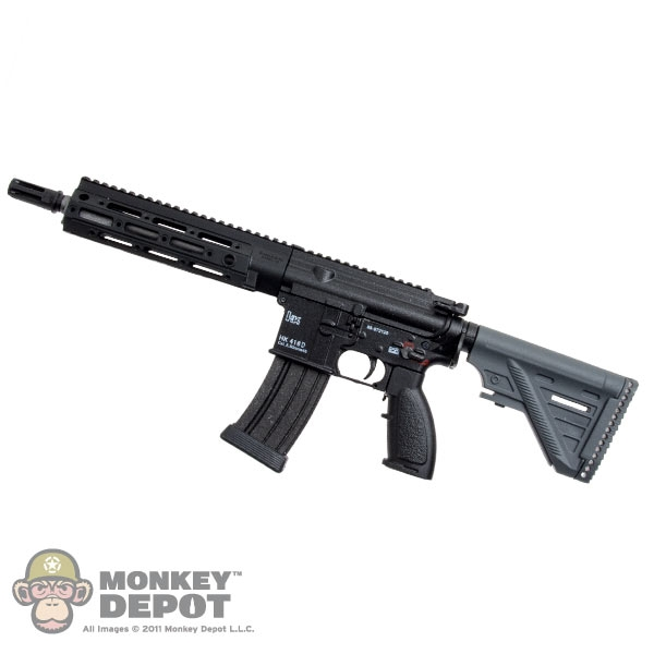 Rifle: Easy & Simple HK416