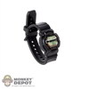 Watch: Easy & Simple Black G-Shock Watch