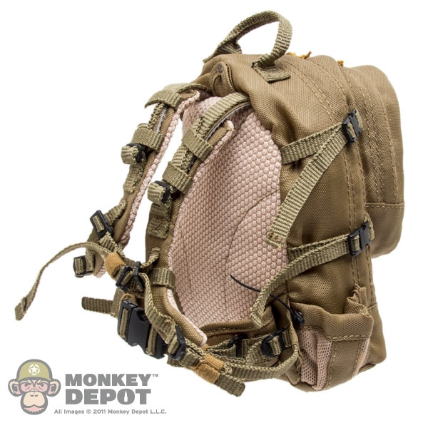 Map 3500.Pack Easy Simple Tan Kelty Map 3500 Backpack