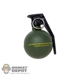 Grenade: Easy & Simple M-67 Frag Grenade
