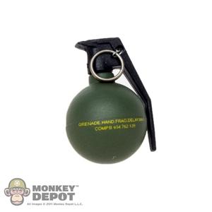 Monkey Depot - Grenade: Easy & Simple M-67 Frag Grenade