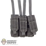 Pouch: Easy & Simple Triple M4 Mag Pouch