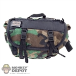 Pack: Easy & Simple Invader Courier Bag