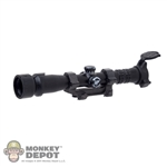 Sight: Easy & Simple NXS 2.5-10x24/25 Scope