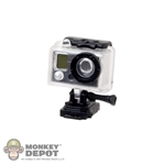 Camera: Easy & Simple Go Pro w/Helmet Mount