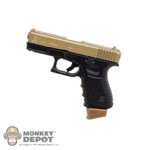 Pistol: Easy & Simple Two Toned G-19 Pistol