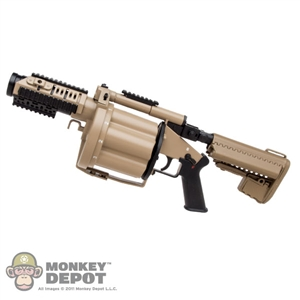 Rifle: Easy & Simple MGL-105 Grenade Launcher