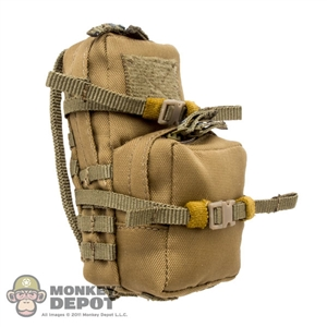 Pack: Easy & Simple AI Modular Assault Pack in Khaki
