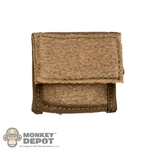 Pouch: Easy & Simple AI SFLCS Admin Pouch in Coyote Brown