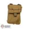 Pouch: Easy & Simple Eagle Industries 100 Rd SAW/GP Pouch in Khaki