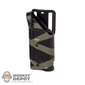 Holster: Easy & Simple Model 6004 Tactical Holster (Left Handed)