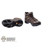 Boots: Easy & Simple Moab Ventilator Mid Hiking Boots