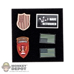 Insignia: Easy & Simple Army SFG Patch Set