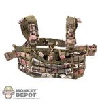 Vest: Easy & Simple Hybrid Chest Rig QD