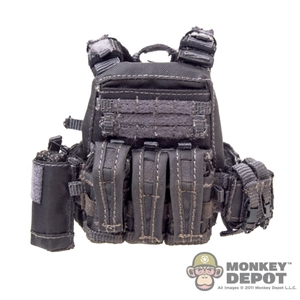 Vest: Easy & Simple Adaptive Vest System w/Pouches