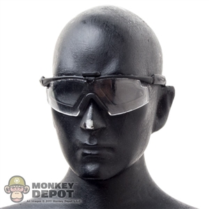 Glasses: Easy & Simple Si Ballistic M Flame Goggle w/Helo Kit