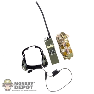 Radio: Easy & Simple PRC-152 w/Sordin Headset System & U-94 Gen3 PTT