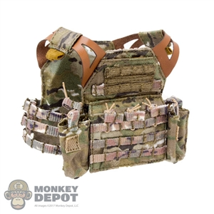 Vest: Easy & Simple Jumpable Plate Carrier