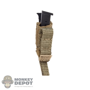 Pouch: Easy & Simple 9mm Pistol Mag Pouch (Ammo Included)