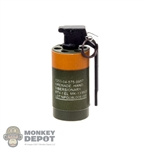 Grenade: Easy & Simple Short MK-13 Flash Grenade