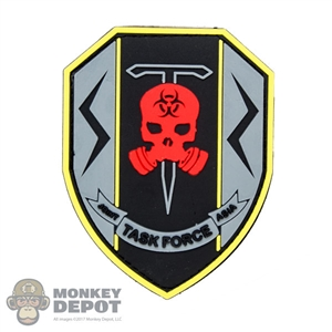 Patch: Easy & Simple 1/1 Scale ZERT Joint Task Force Asia Patch (Yellow)