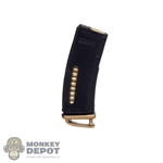 Ammo: Easy & Simple 30rd PMAG w/Bronze Ranger Plate