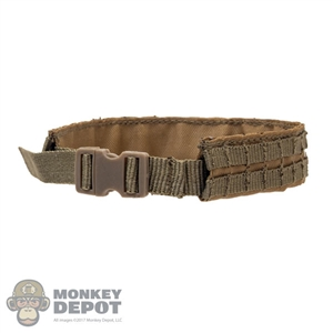 Belt: Easy & Simple Padded MOLLE Belt