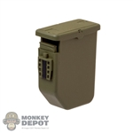 Ammo: Easy & Simple 200rd Ammo Box (Green)