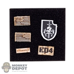 Insignia: Easy & Simple SMU Tier-1 Operator Patch Set (Camo)