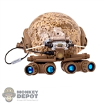 Helmet: Easy & Simple AOR1 Helmet w/NVG Set