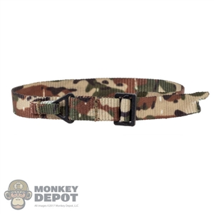 Belt: Easy & Simple Mens Camo Tactical Belt
