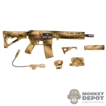 Rifle: Easy & Simple L129A2 Assault Rifle Geared Up