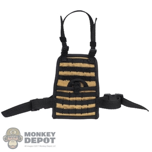Vest: Easy & Simple Eclipse Foldable Chest Rig