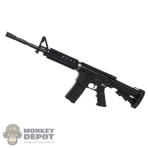 Rifle: Easy & Simple M4A1 Assault Rifle