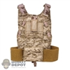 Vest: Easy & Simple AOR1 6094 Slick Plate Carrier