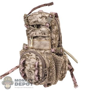 Pack: Easy & Simple AOR1 Beaver Tail Assault Pack