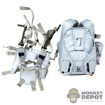Pack: Easy & Simple Special Operation Vector 3 Tandem Parachute