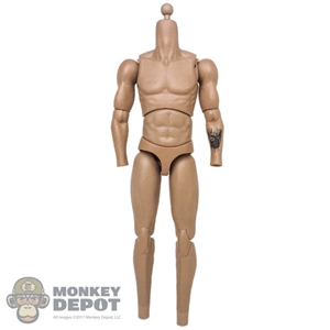Figure: Easy & Simple 2.0 Base Body w/Arm Tattoo