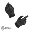 Hands: Easy & Simple Mens Molded Tactical Gloved Hands