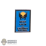 Insignia: Easy & Simple Keep Calm Patch