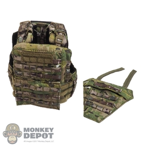 Vest: Easy & Simple CAGE Plate Carrier w/Groin Protector