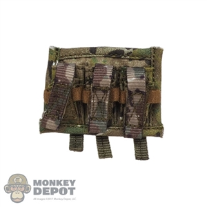 Pouch: Easy & Simple Triple Mag Pouch (MOLLE)