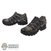 Boots: Easy & Simple Mens Molded XA Pro 3D Boots