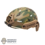 Helmet: Easy & Simple Mens Multicam FAST Ballistic Helmet