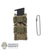 Pouch: Easy & Simple Camo Pistol Mag Holster (Ammo Not Included)