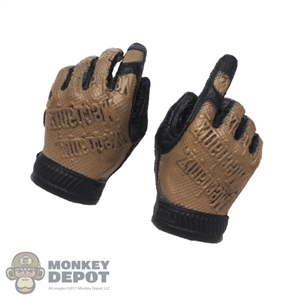 Hands: Easy & Simple Mens Molded Mechanix Weapon Grip