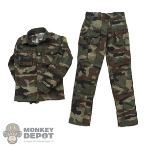 Uniform: Easy & Simple CCE Camo
