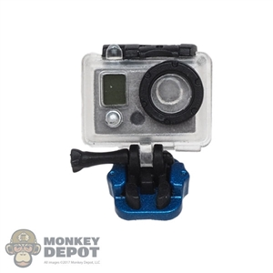 Camera: Easy & Simple Go Pro w/Velcro Bracket