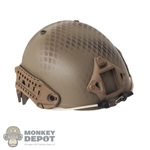 Helmet: Easy & Simple Mens Airframe Ballistic Helmet (Camo)