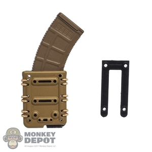 Holster: Easy & Simple 7.62 Fast Mag Holster Pouch (Ammo NOT Included)